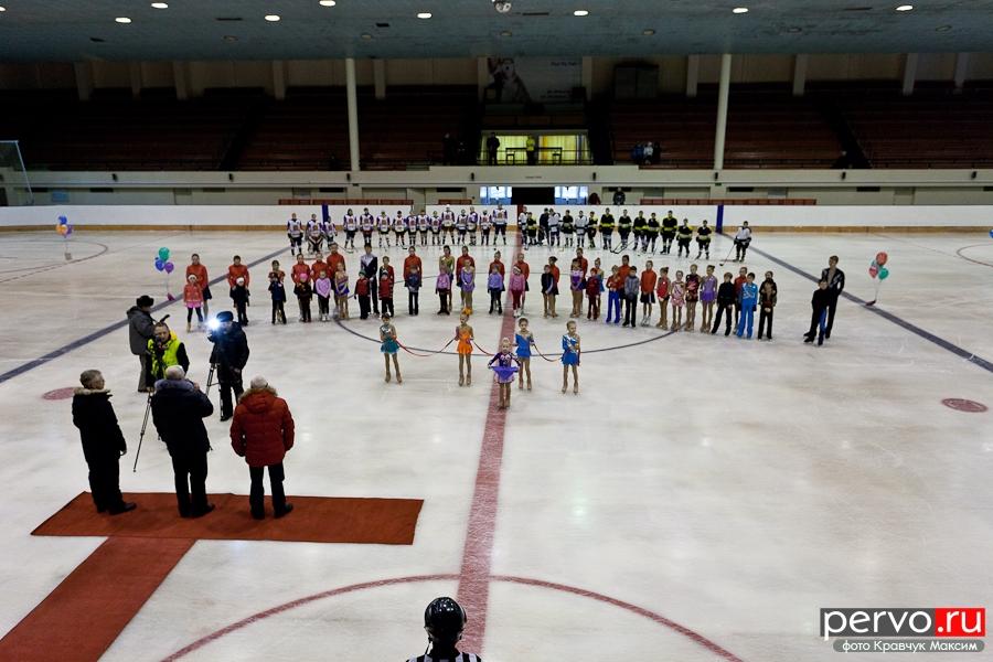ледовый дворец спорта фото что мезонине