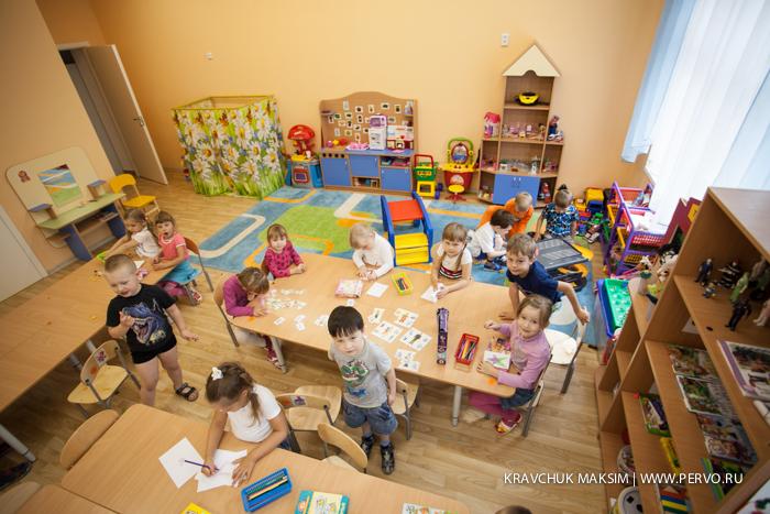 В детские сады и школы Первоуральска начали подавать тепло