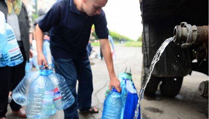 Изменился график подвоза питьевой воды. Адреса и время