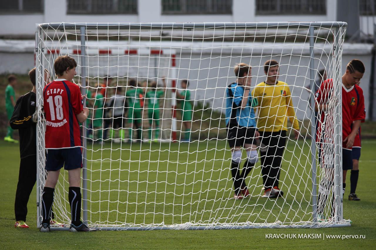 Сегодня стартует III тур первенства Свердловской области по футболу среди юношей