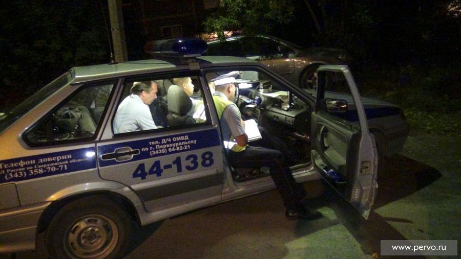 Более тысячи водителей подверглись сегодня проверке со стороны ГИБДД