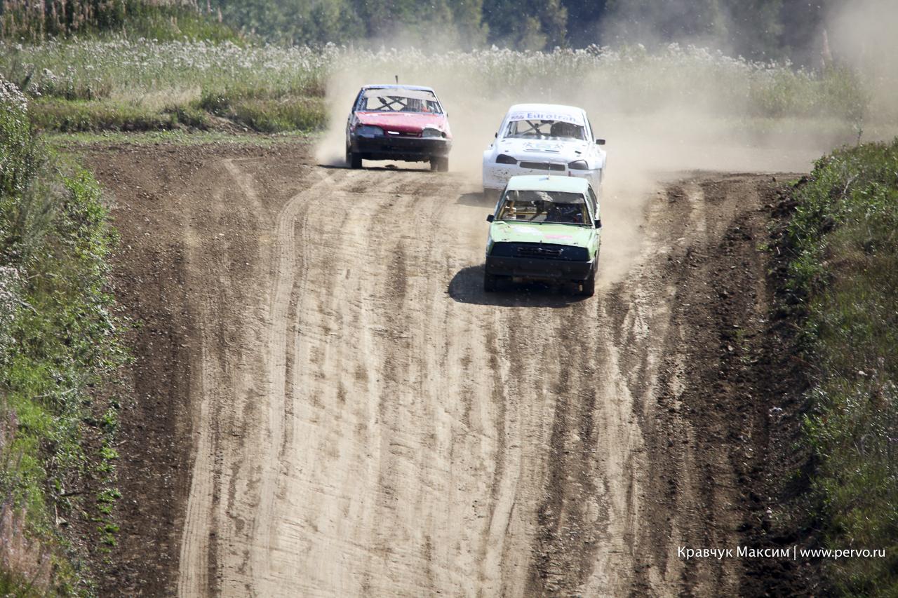 Первоуральские автоспортсмены преодолели «Атаку времени»