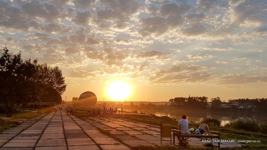 Сегодня в Первоуральске наступило астрономическое лето