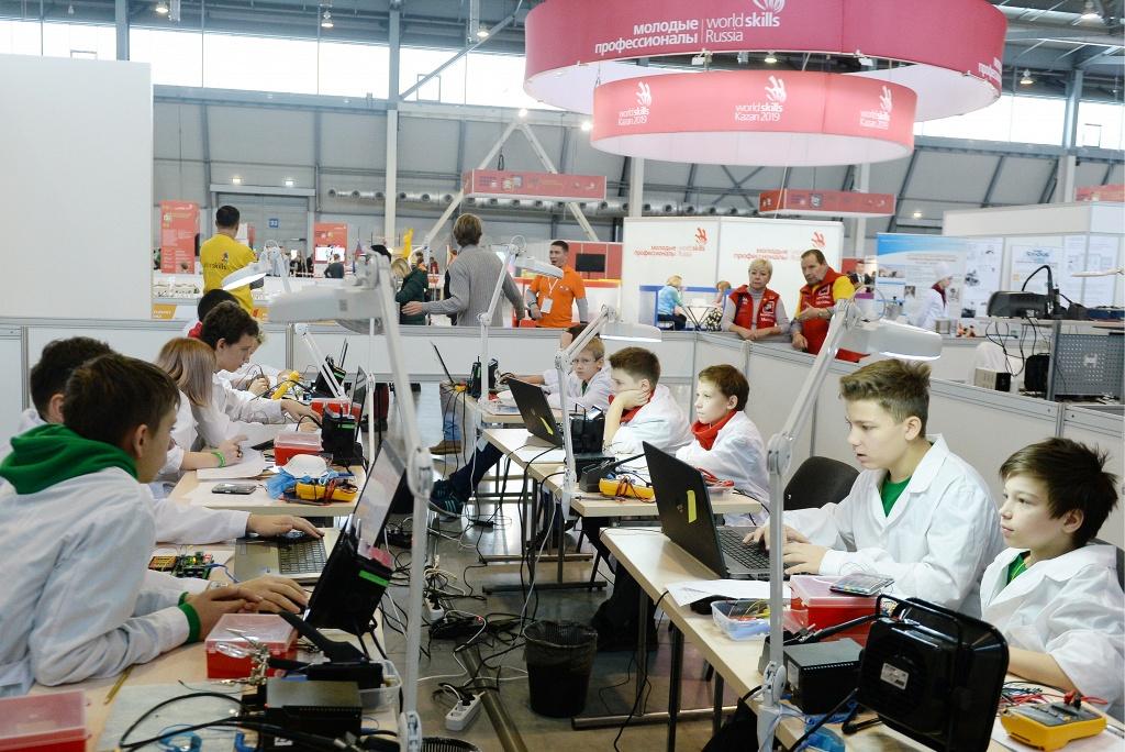Первоуральск примет участие в V национальном чемпионате Worldskills Hi-Tech 2018