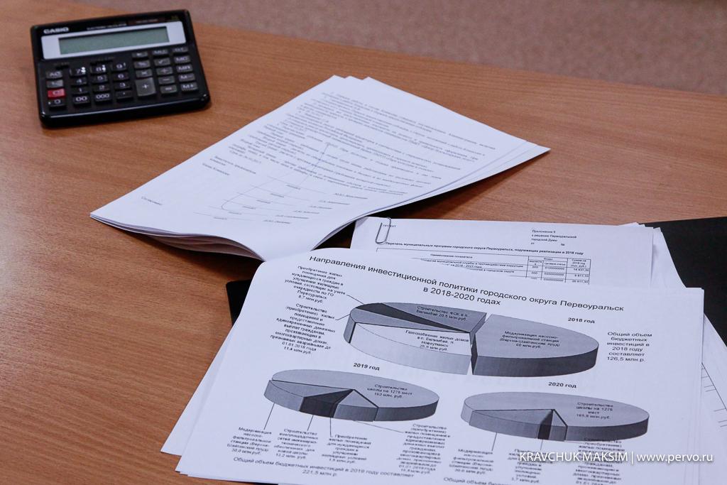На Думе депутаты заслушали отчет об исполнении бюджета за 2018 год