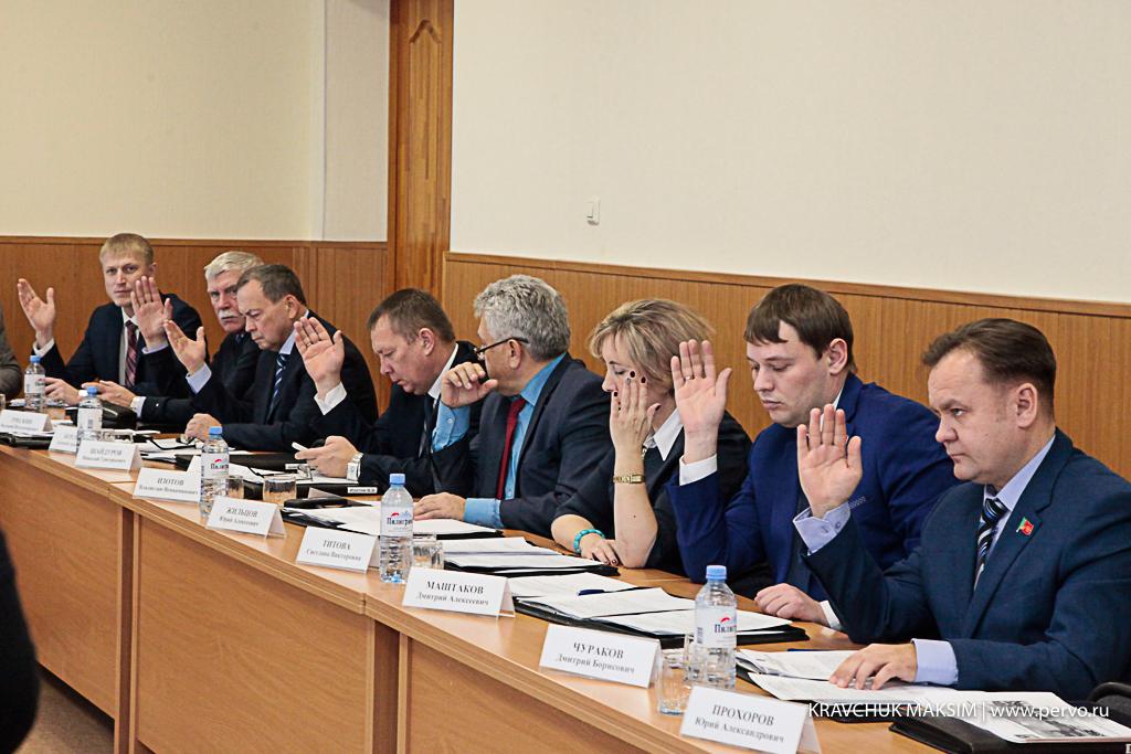 Депутаты «Единой России» отклонили проект администрации о повышении тарифов на холодную воду