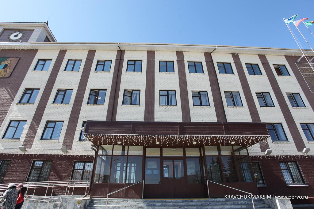 Глава Первоуральска Валерий Хорев принял решение о сложении полномочий по собственному желанию