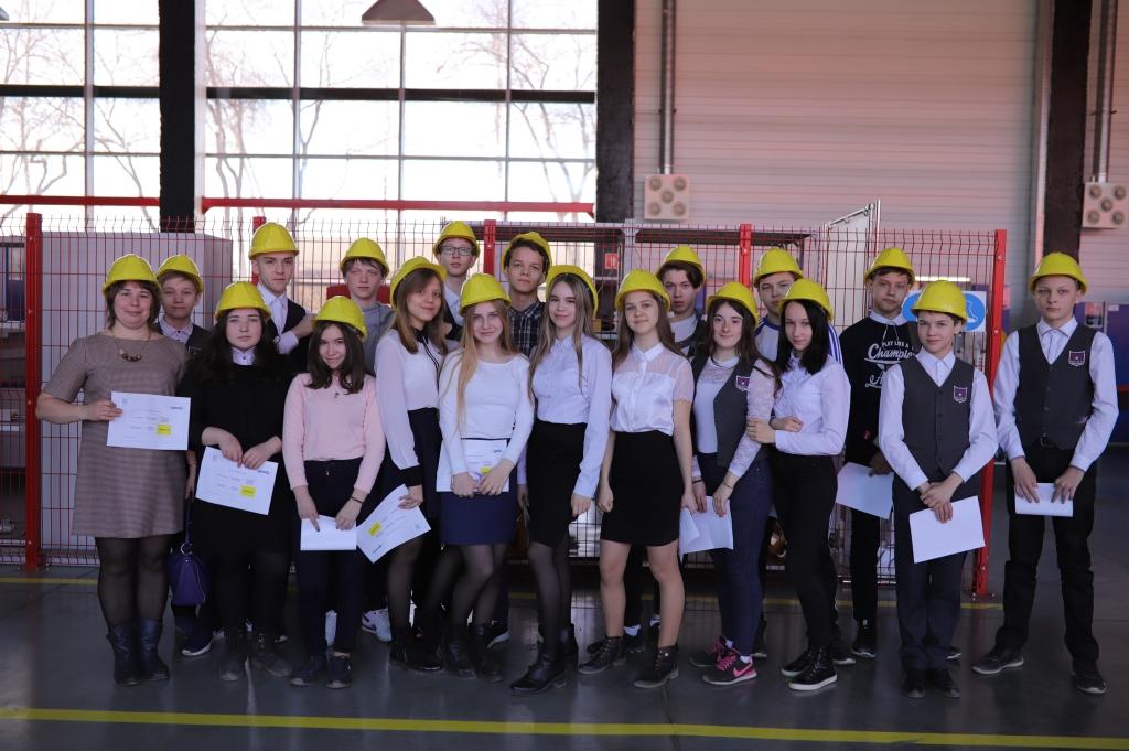Образовательный центр Группы ЧТПЗ принял участие во всероссийской акции «Неделя без турникетов»