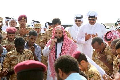 Катар призвали ввести войска в Сирию