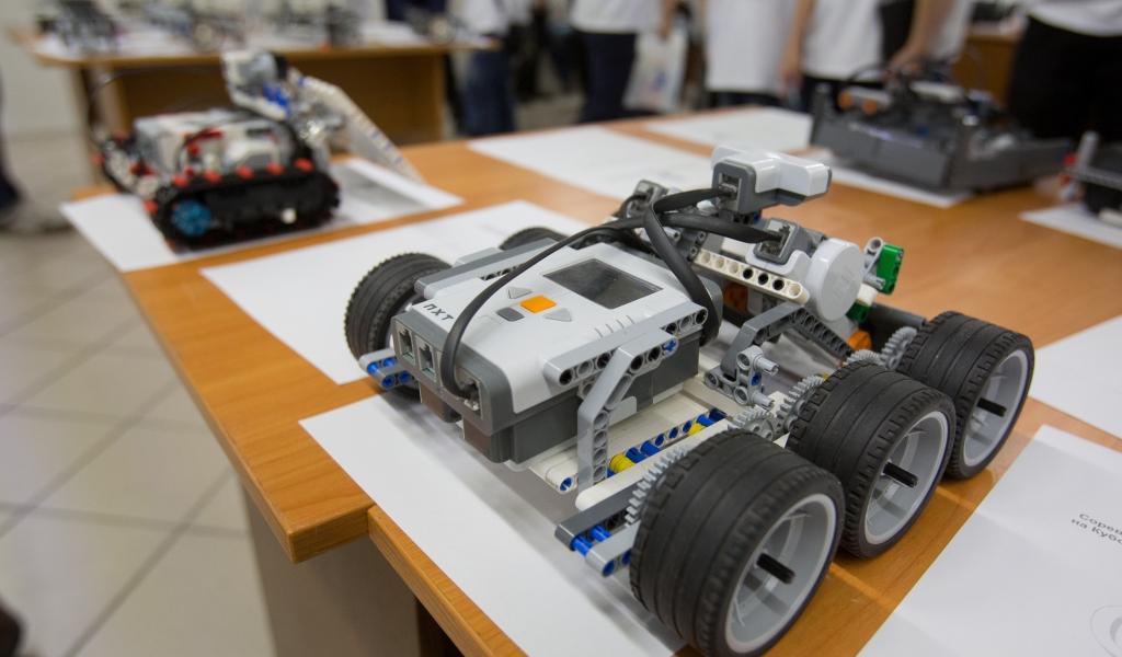 Завтра в городе пройдут открытые соревнования «Роботраффик»