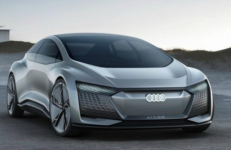 Компания Audi создаст беспилотный флот к 2021 году?