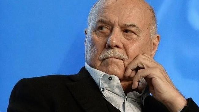 На 83-м году жизни скончался Станислав Говорухин