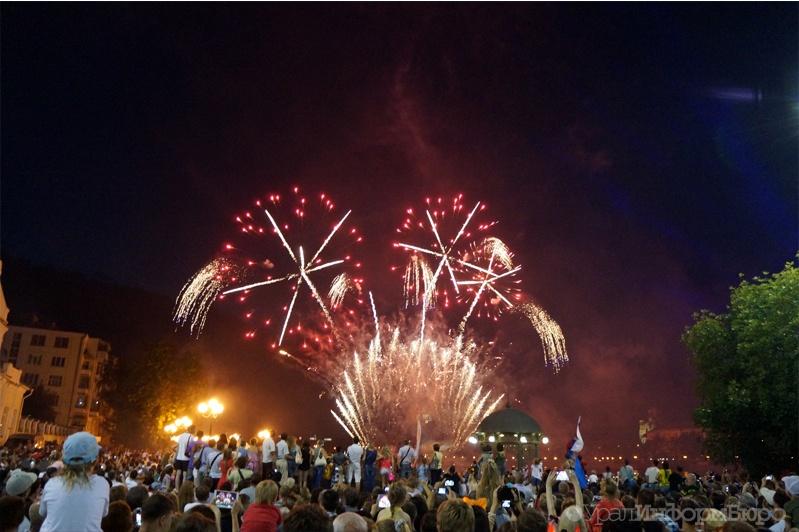 Празднование 295-летия Екатеринбурга растянется на три недели