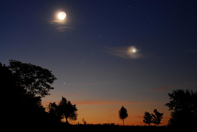moon venus mars - 800×535
