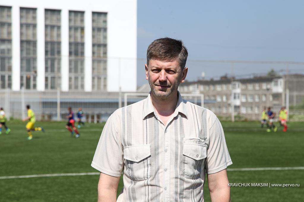 Константин Коротаев – на «Старт»!