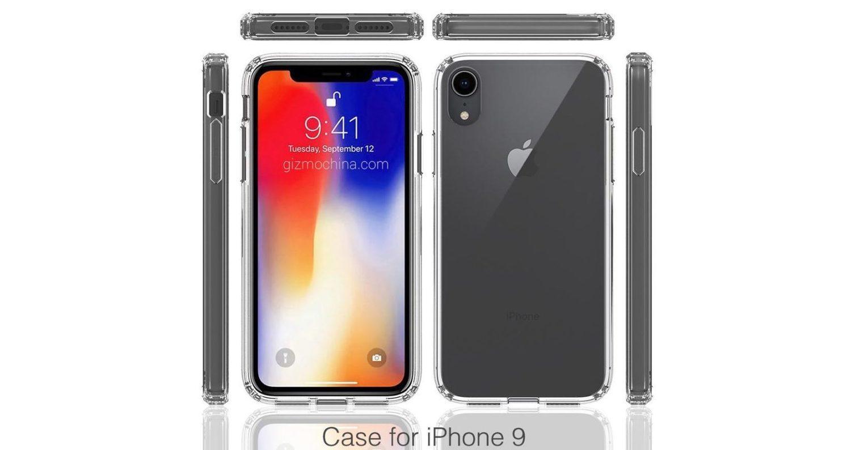 iPhone 9 показали со всех сторон. $650 за вырез и одну камеру