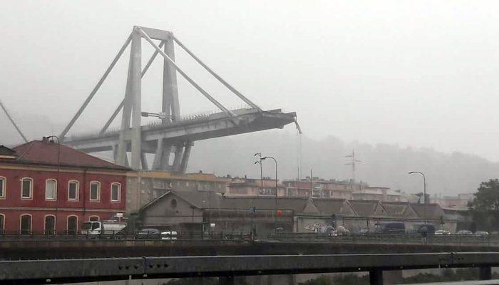Число погибших при обрушении моста в Генуе возросло до 38