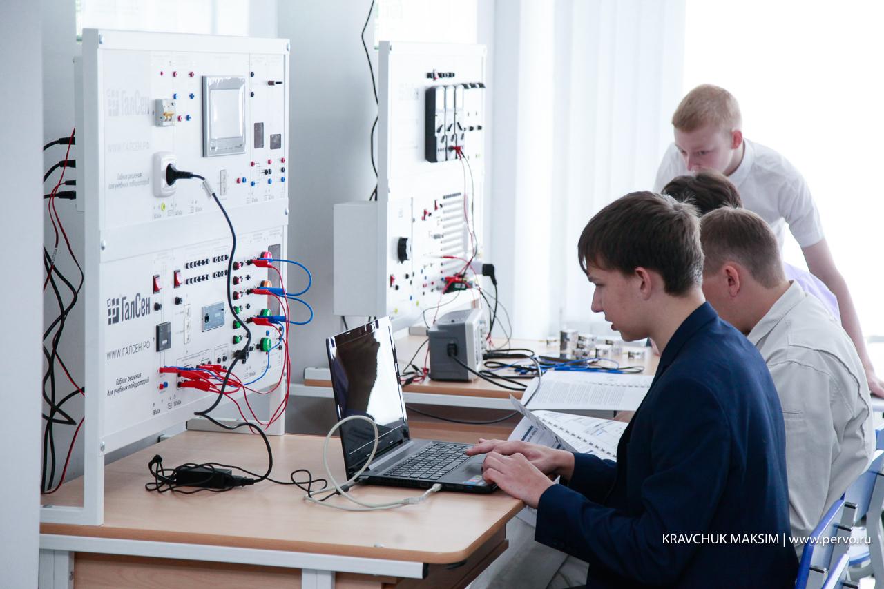 В Первоуральске открыли первый в стране класс технологии
