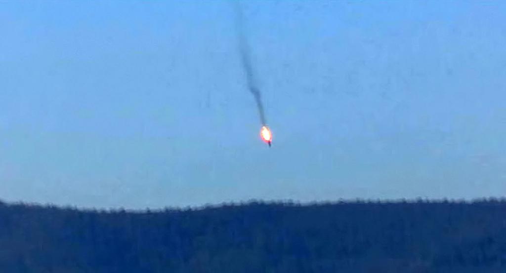 Путин объяснил гибель Ил-20 цепью трагических случайных обстоятельств