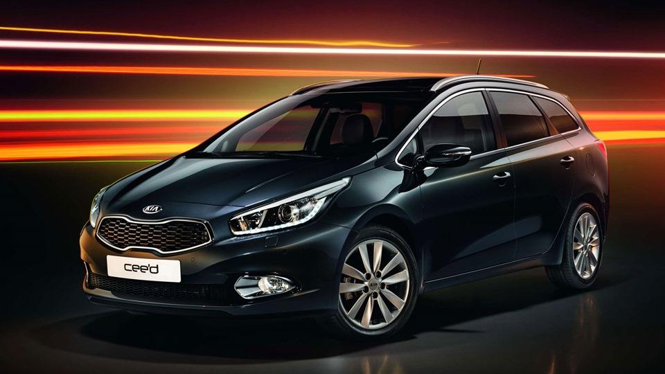 Kia выпустит гибридные модификации моделей Kia Ceed и Sportage