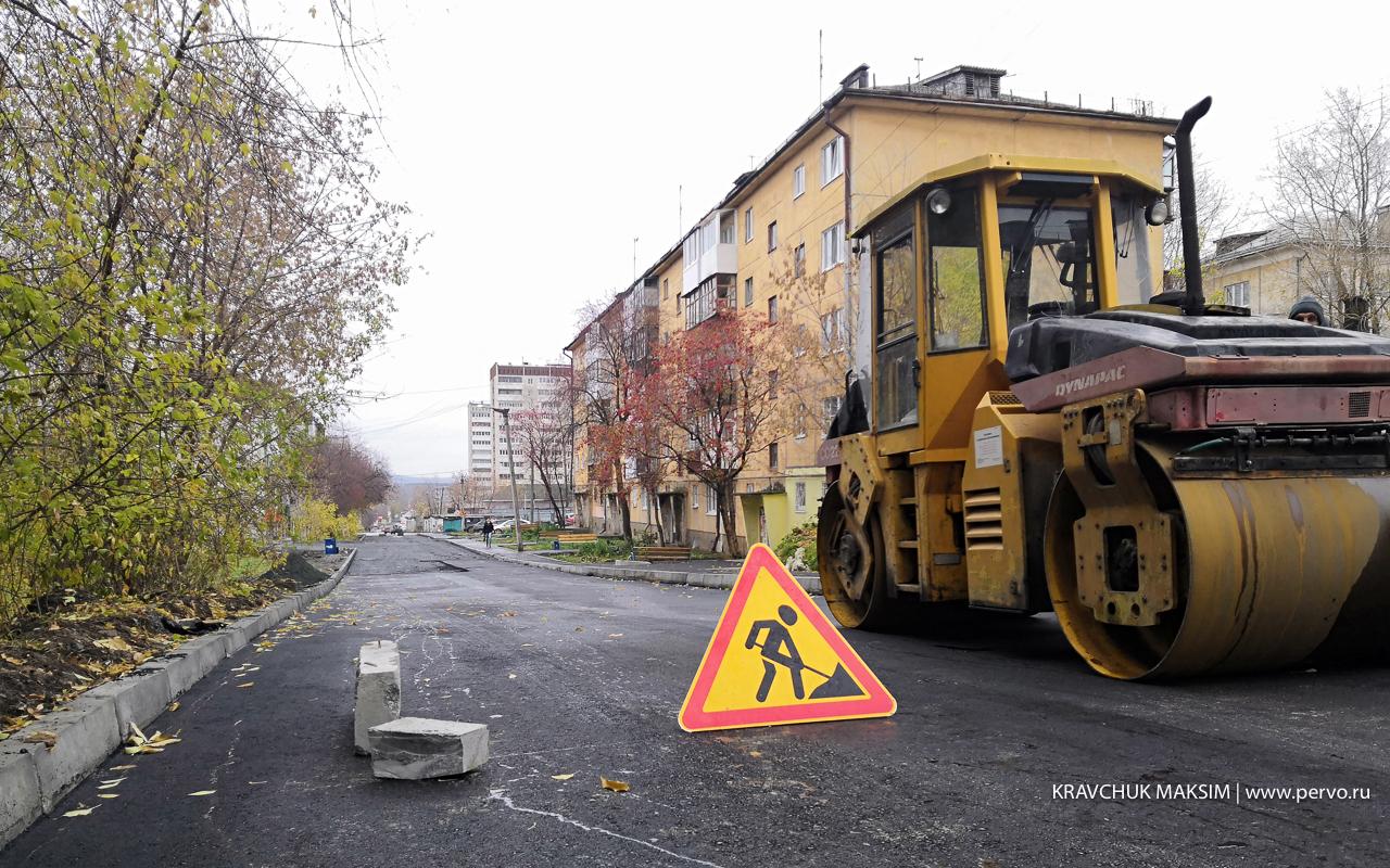 Улицу Малышева в Первоуральске откроют через неделю