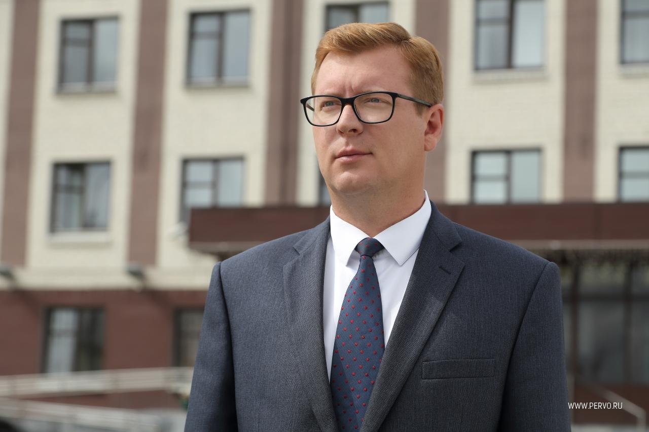 Новым главой Первоуральска стал Игорь Кабец
