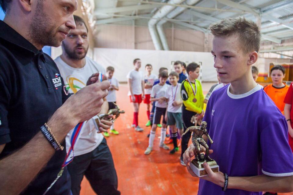 Дмитрий Андреевский стал председателем Федерации футбола Первоуральска