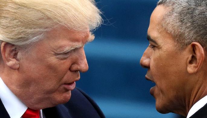 Обама приписал себе экономические достижения Трампа