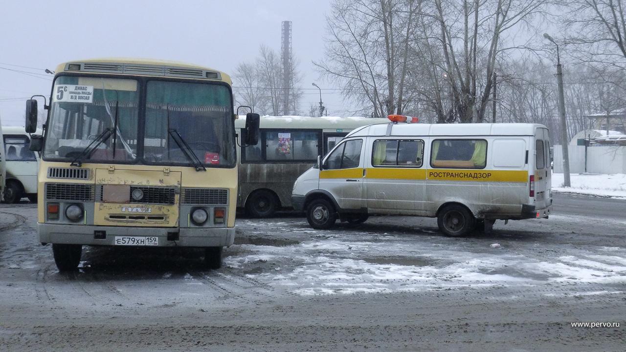 За неисправные автобусы наказали руководителей и собственников