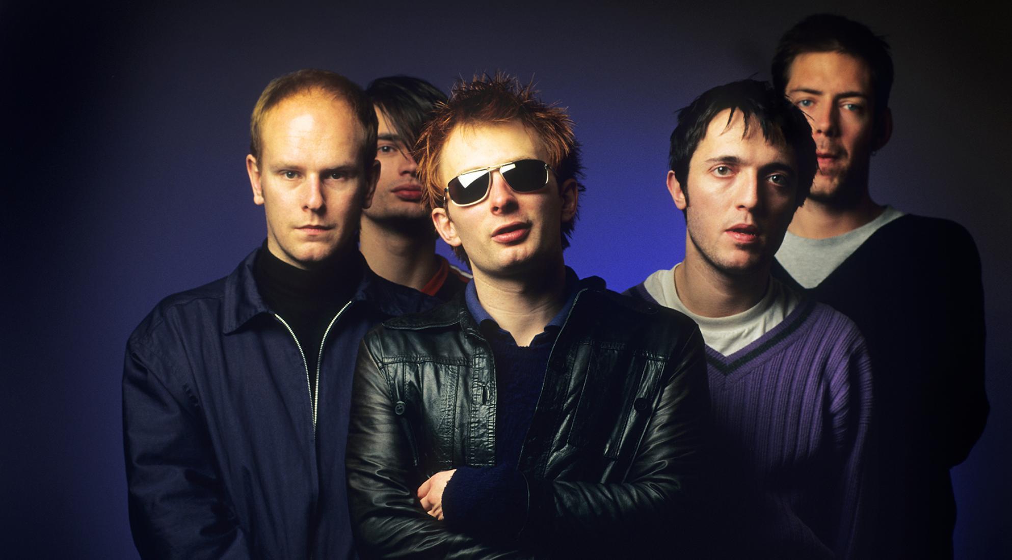 Radiohead включат в Зал славы рок-н-ролла