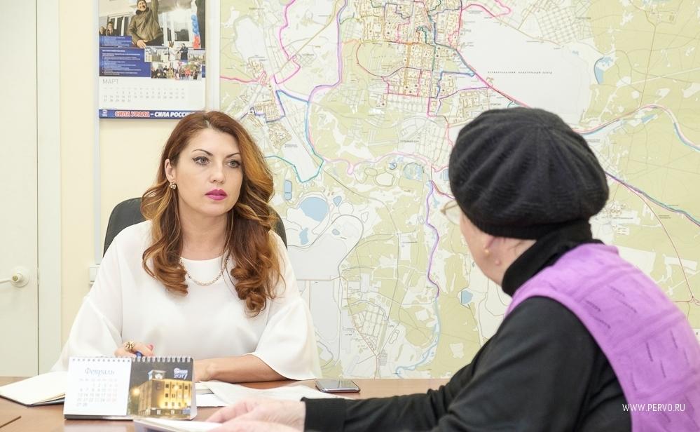 Наталья Воробьева - о реализации в Первоуральске программы «Старшее поколение»