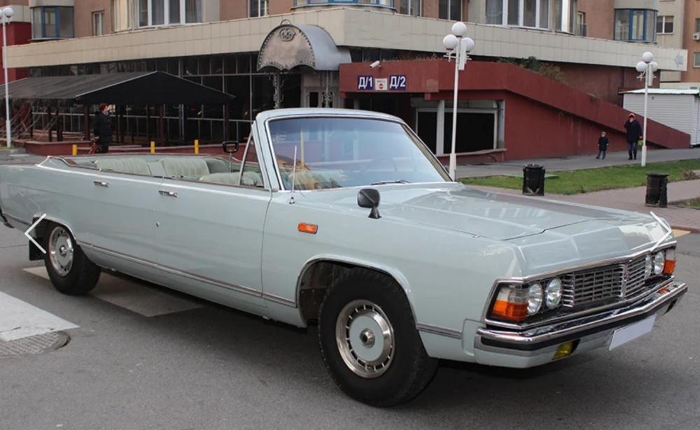 В Алматы нашли редкую «Чайку» (и теперь продают за $600 000)
