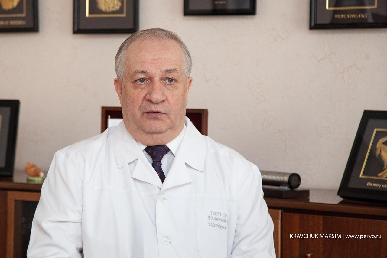 Николай Шайдуров: «Прогнозы делать рано, но мы держим ситуацию под контролем»