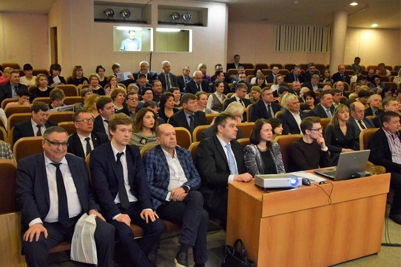 Первоуральские депутаты приняли участие в областном политсовете «Единой России»