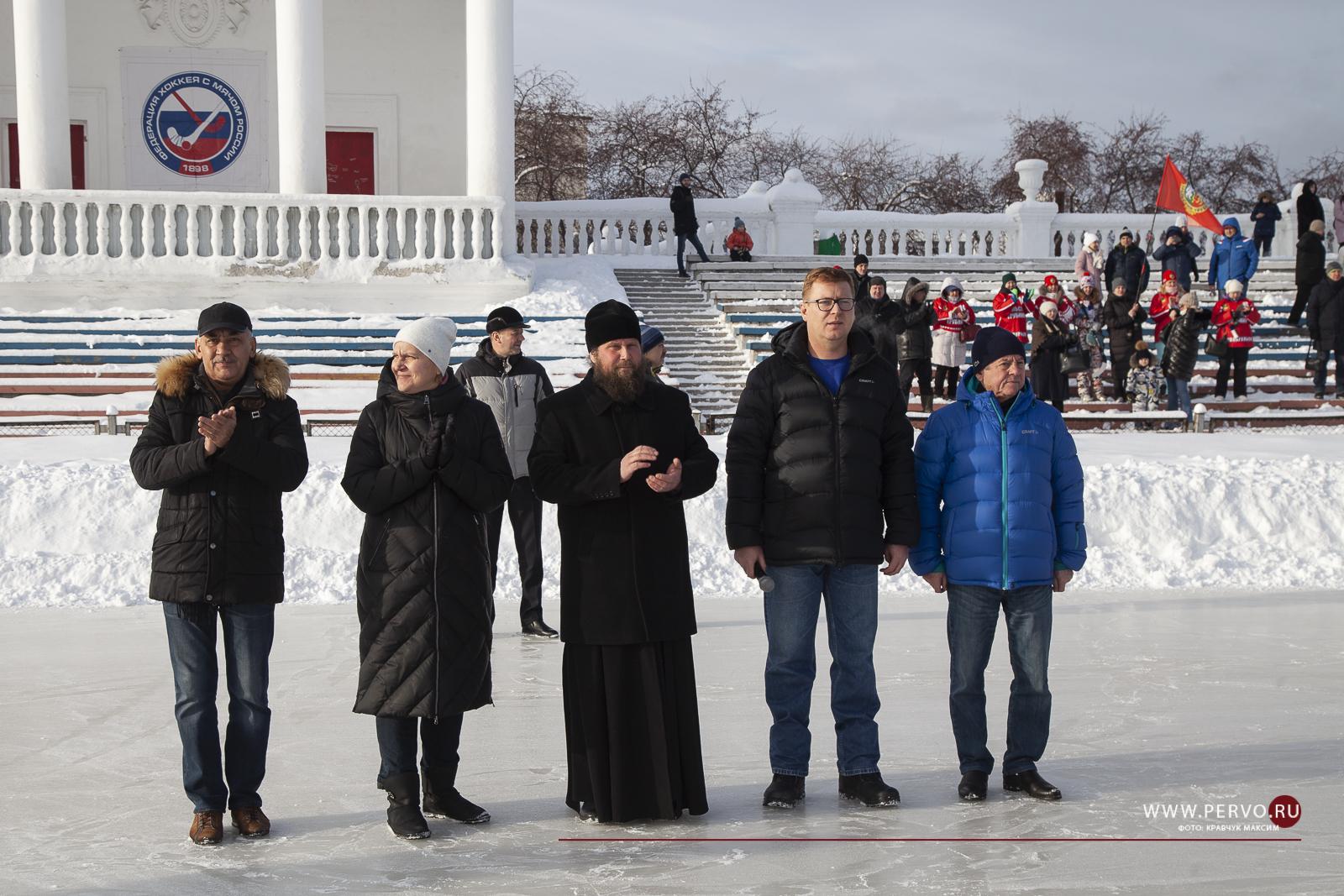 Эрим Хафизов приветствовал финалистов турнира на Кубок Патриарха всей Руси