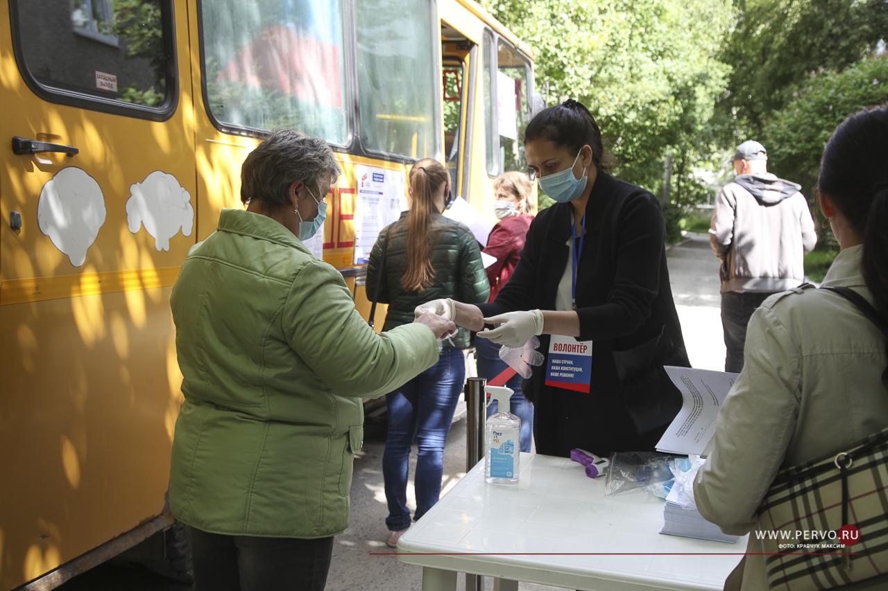 Более 57 тысяч первоуральцев приняли участие в голосовании