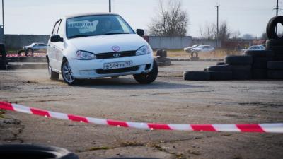 В выходные пройдут соревнования по «Фигурному вождению»