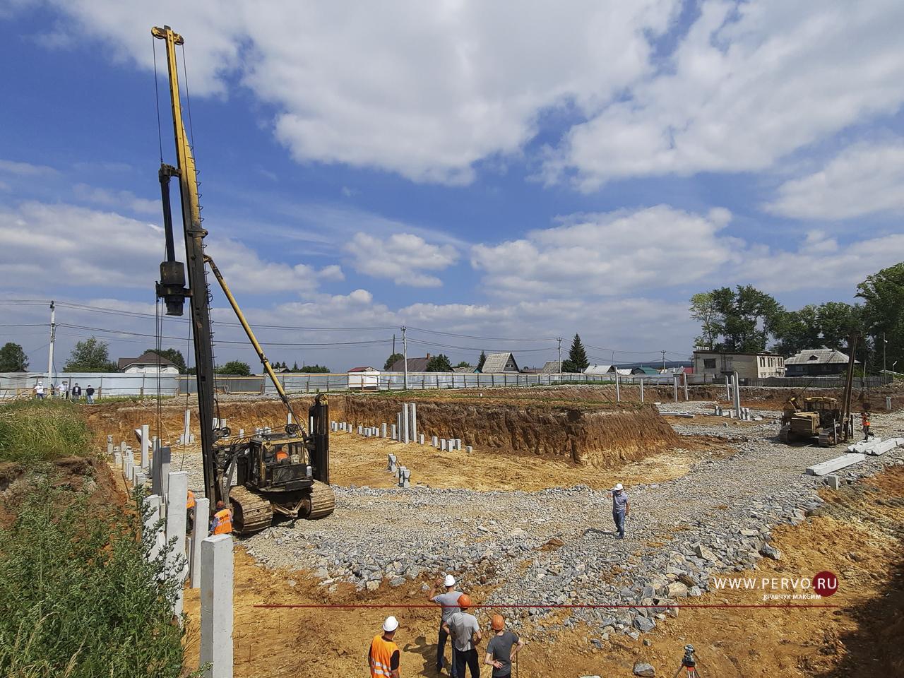 Николай Козлов: «В Билимбае реализуются беспрецедентные проекты»