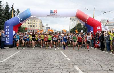Бегунов возмутило решение губернатора отменить марафон «Европа – Азия»