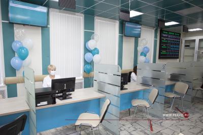 Первоуральская поликлиника №1 стала «бережливой»