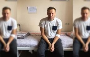 На личных вещах Навального не было яда