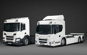 Scania начала выпуск электрических грузовиков