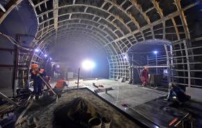 Строительство второй ветки метро будет приостановлено