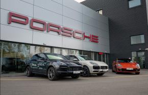 Porsche будет сдавать автомобили в аренду