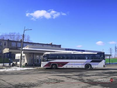 Отменены все рейсы автобуса «Первоуральск-Новоуральск»