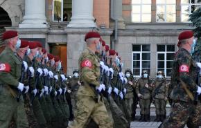 В центре Екатеринбурга проведут репетицию парада Победы