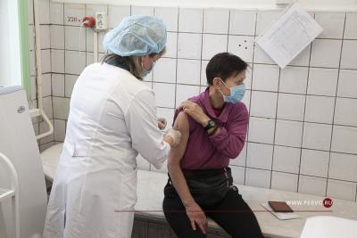 «Спутника-V» продолжает поступать в городскую больницу Первоуральска
