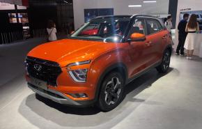 В России представлен кроссовер Hyundai Creta нового поколения