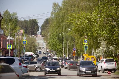 Ремонт дороги по улице Физкультурников и Герцена начнется в понедельник