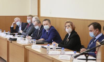 В городской Думе провели заседания комитетов